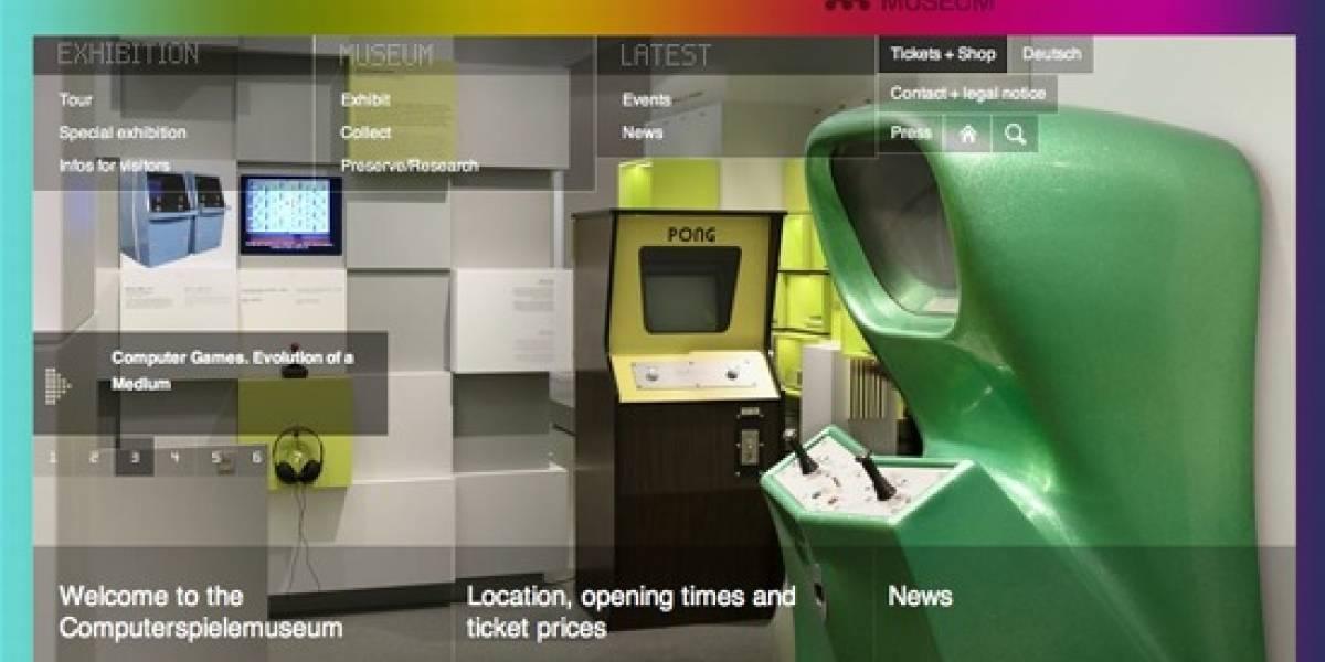 Abre museo de videojuegos en Berlín