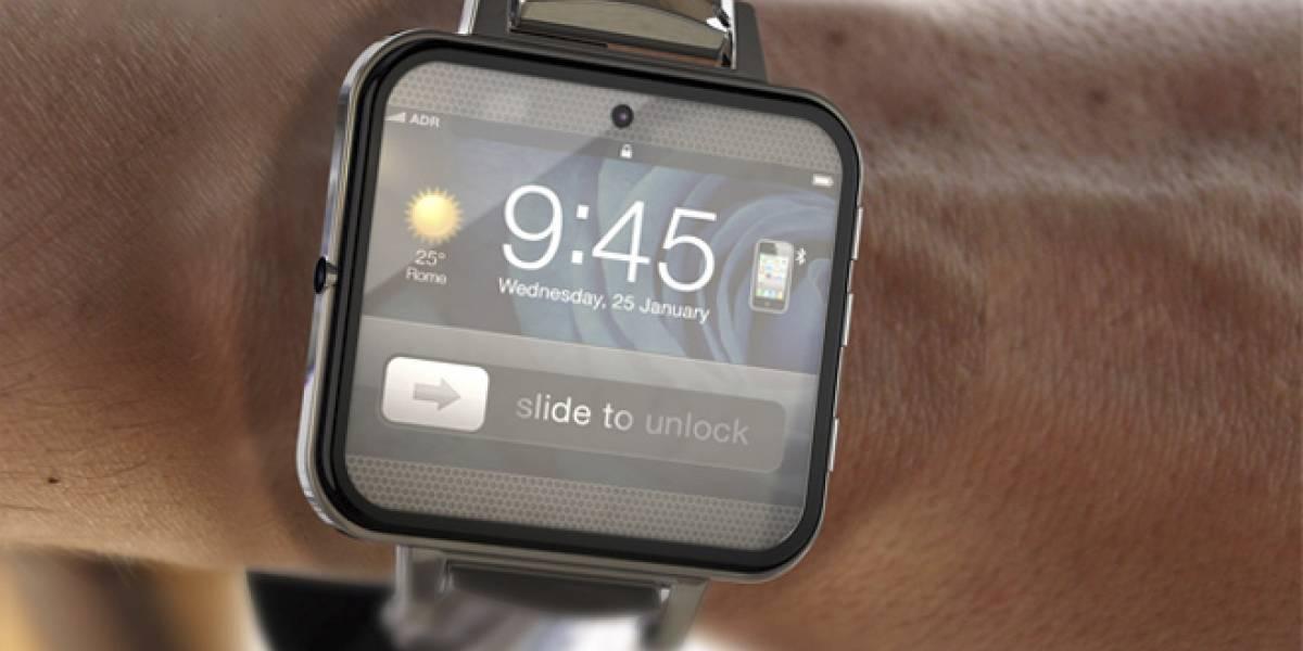 Apple tendría a un equipo de 100 personas trabajando en un reloj inteligente