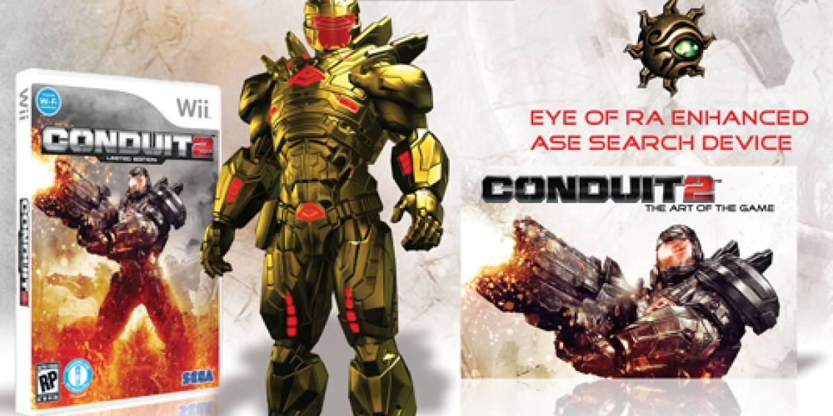 Conduit 2 tiene edición limitada