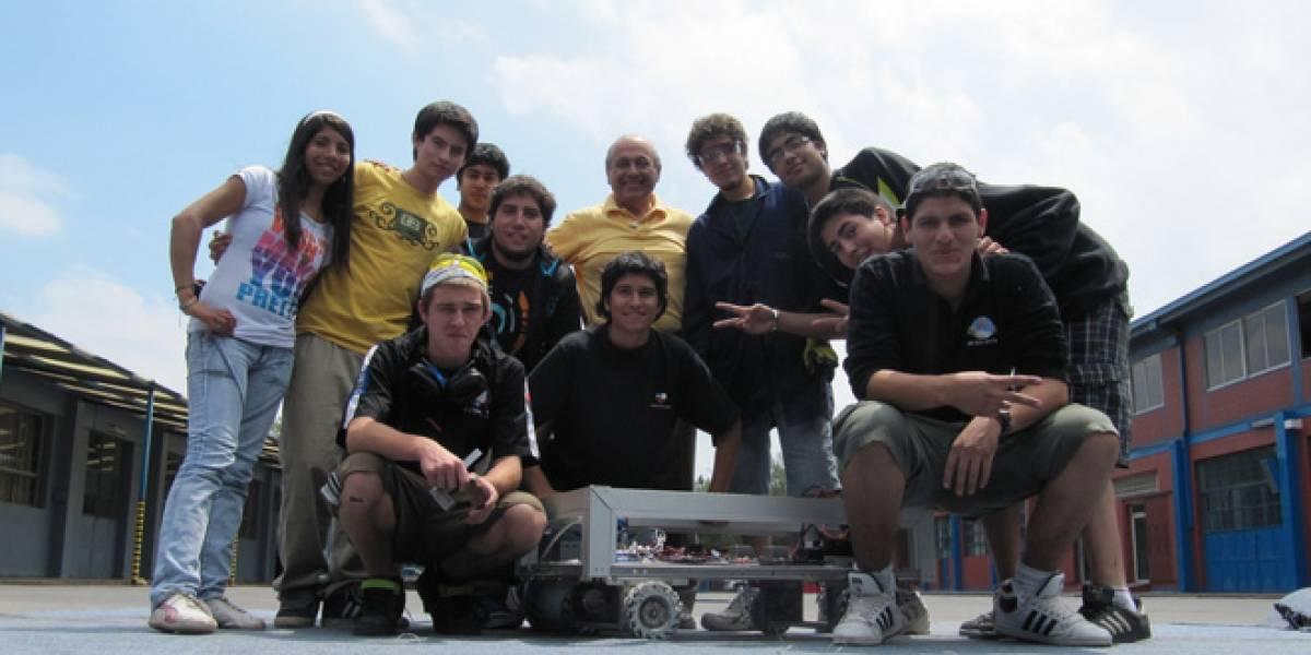 Chile: Equipo Corazón de Chileno comenzará a participar en mundial de robótica este sábado