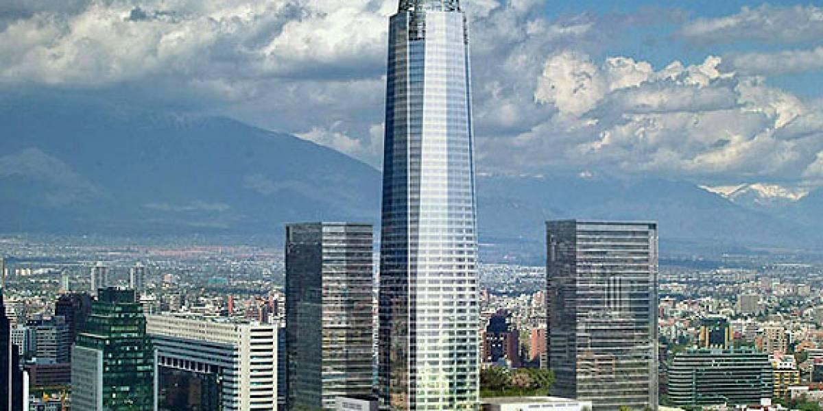 Costanera Center será edificio más alto de Sudamérica