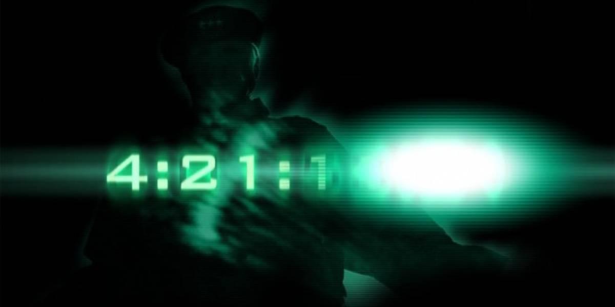 ¿Cuenta regresiva para el anuncio de Modern Warfare 3?