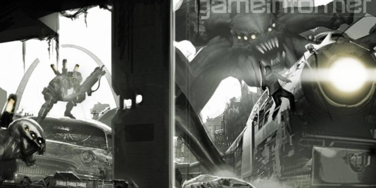 La portada que no fue de Gameinformer y Resistance 3