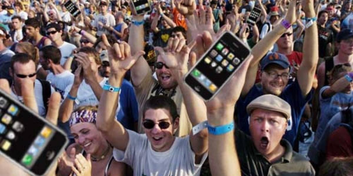 Prepárate, mundo. 45 Millones de iPhones en un año más