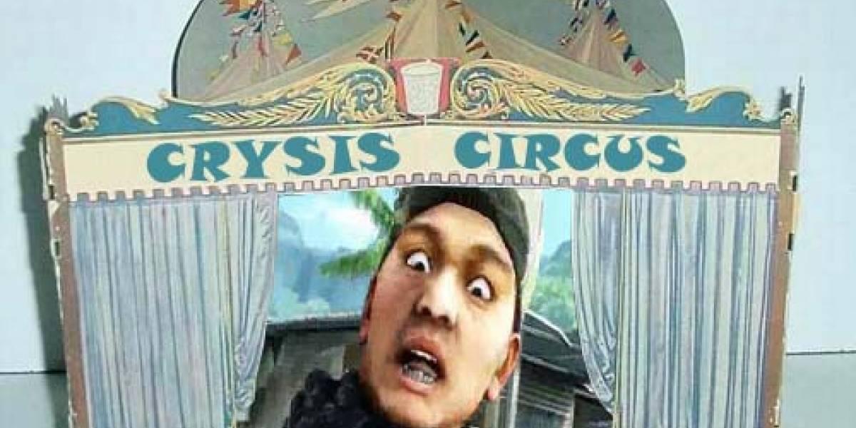 Crysis Demo 100% afuera: Por fin terminó el show
