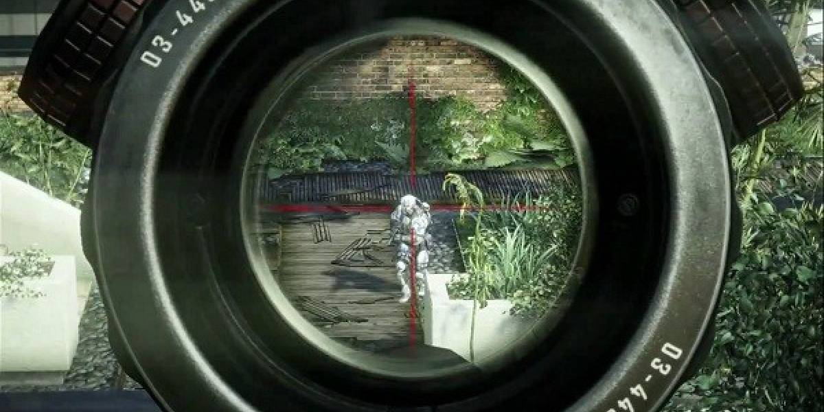 El espectacular trailer del multijugador de Crysis 2 es espectacular