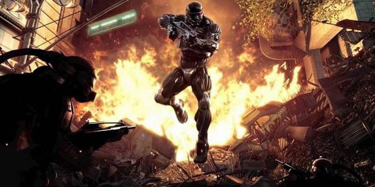 Crysis promete entre de 10 y 60 horas de juego
