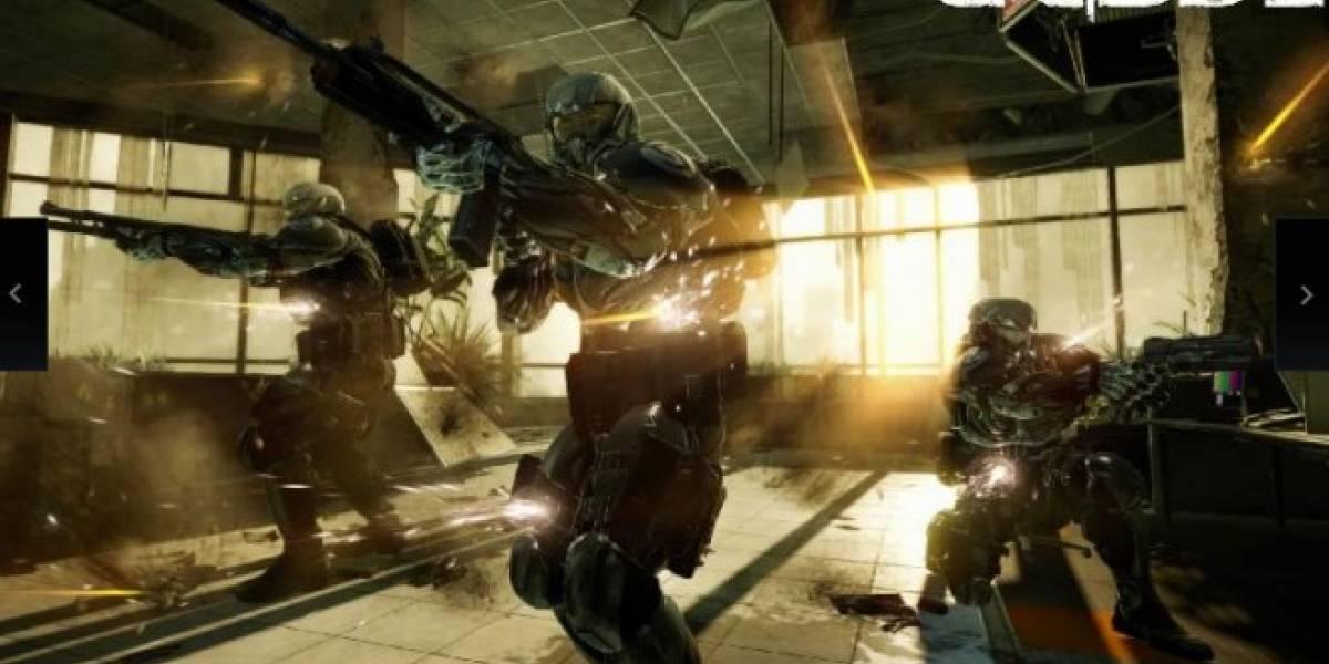 El demo de Crysis 2 ya tiene fecha en PC