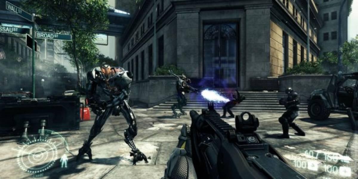 Crysis 2 tendrá demo en PlayStation 3 el 15 de Marzo [GDC 11]