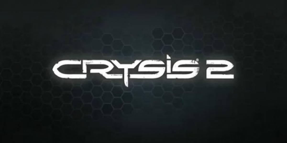 Crytek: La columna vertebral de Crysis 2 siempre ha sido la PC