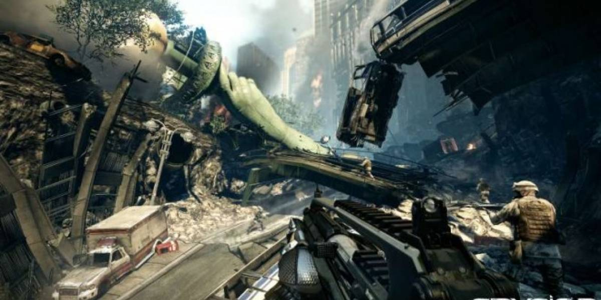 ¿Qué tan bien se ve Crysis 2 versus el original? Juzguen ustedes mismos