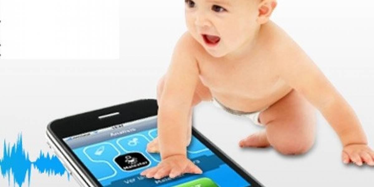 Cry Translator: Tu iPhone sabe por qué llora tu bebé