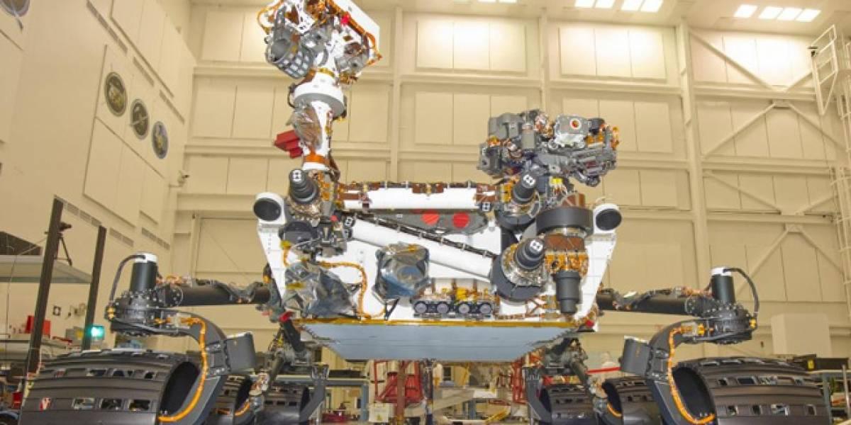 6 cosas que debes saber sobre el rover Curiosity y su viaje a Marte