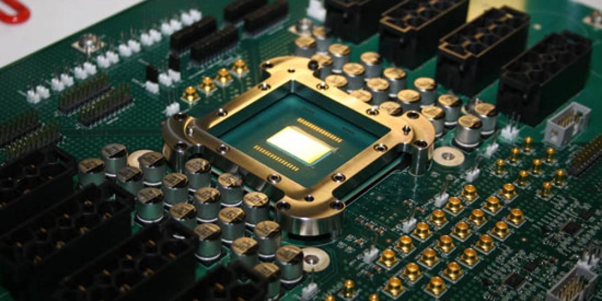 Intel presenta el chip de 80 núcleos