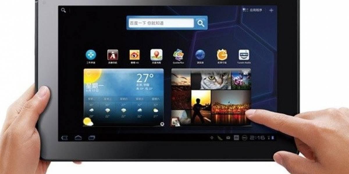 Dell lanza en China su tablet Streak Pro 10