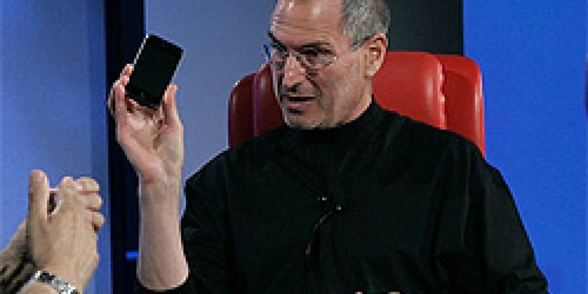 D5: Steve Jobs habla sobre iPhone y Apple TV