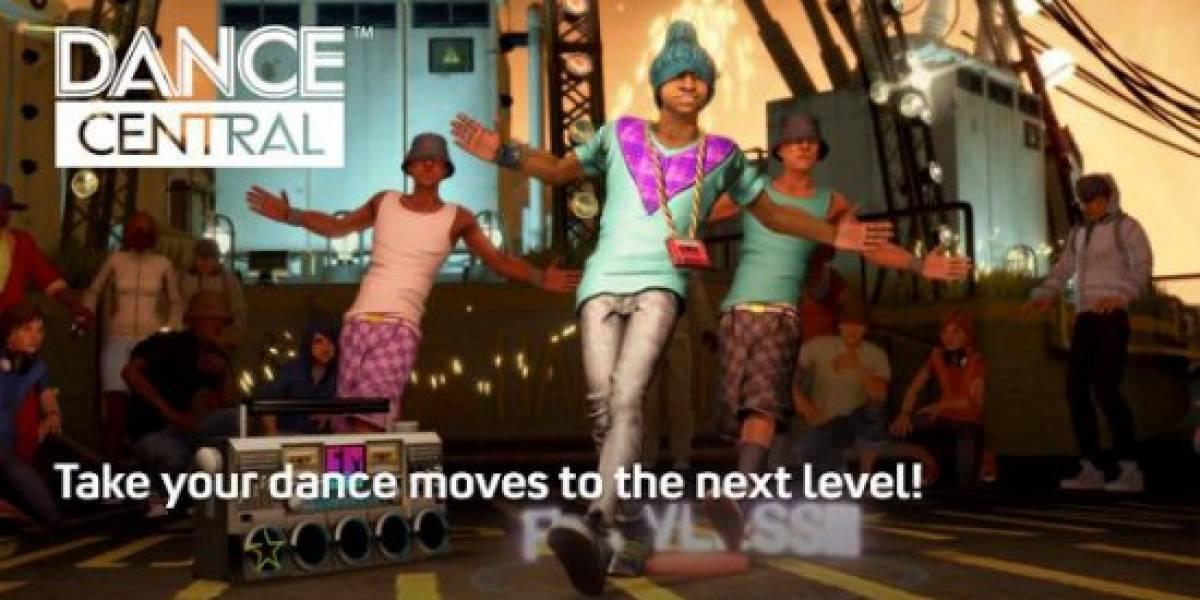 Harmonix ya trabaja en Dance Central 2