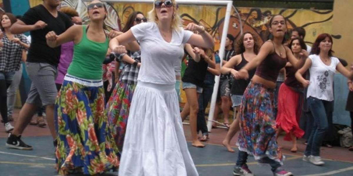 Kinect organiza un concurso de baile en Madrid el 13 de febrero
