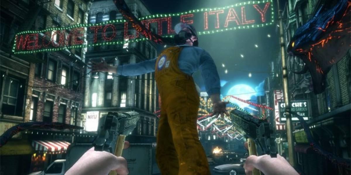 2K Games anuncia el regreso de The Darkness