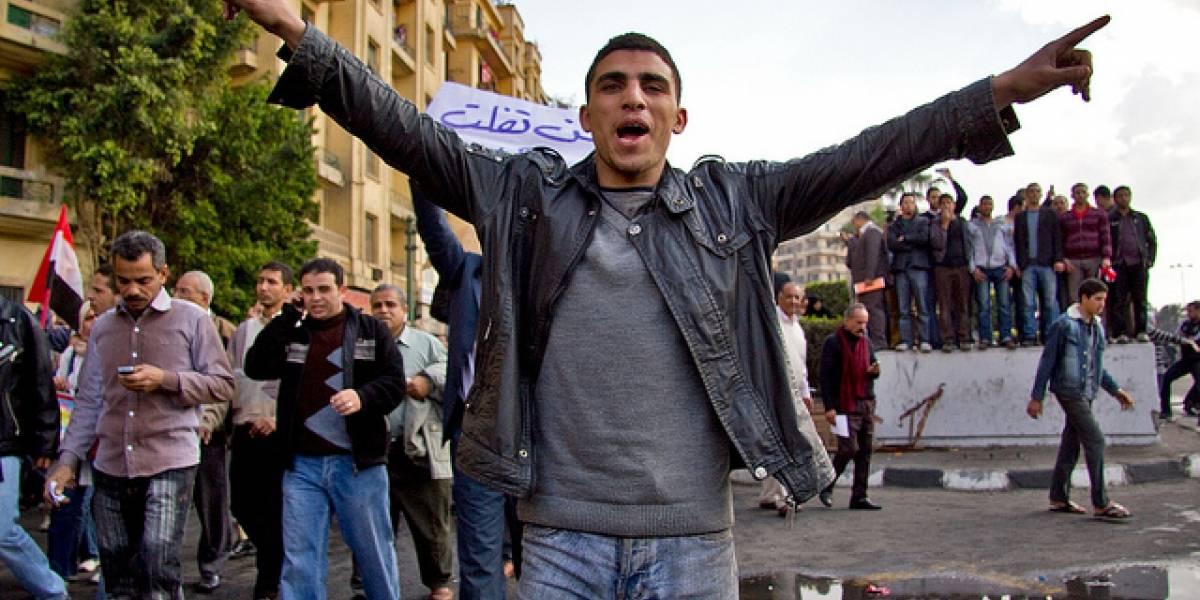 Internet vuelve a ser accesible en Egipto