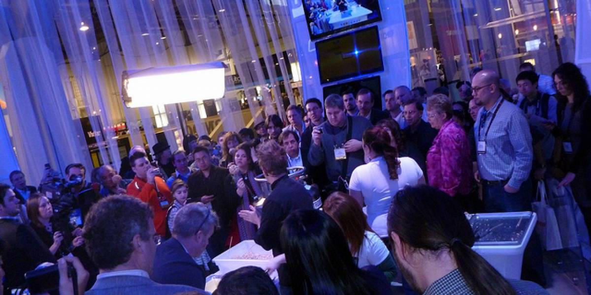 España: Mínima presencia de empresas en el CES