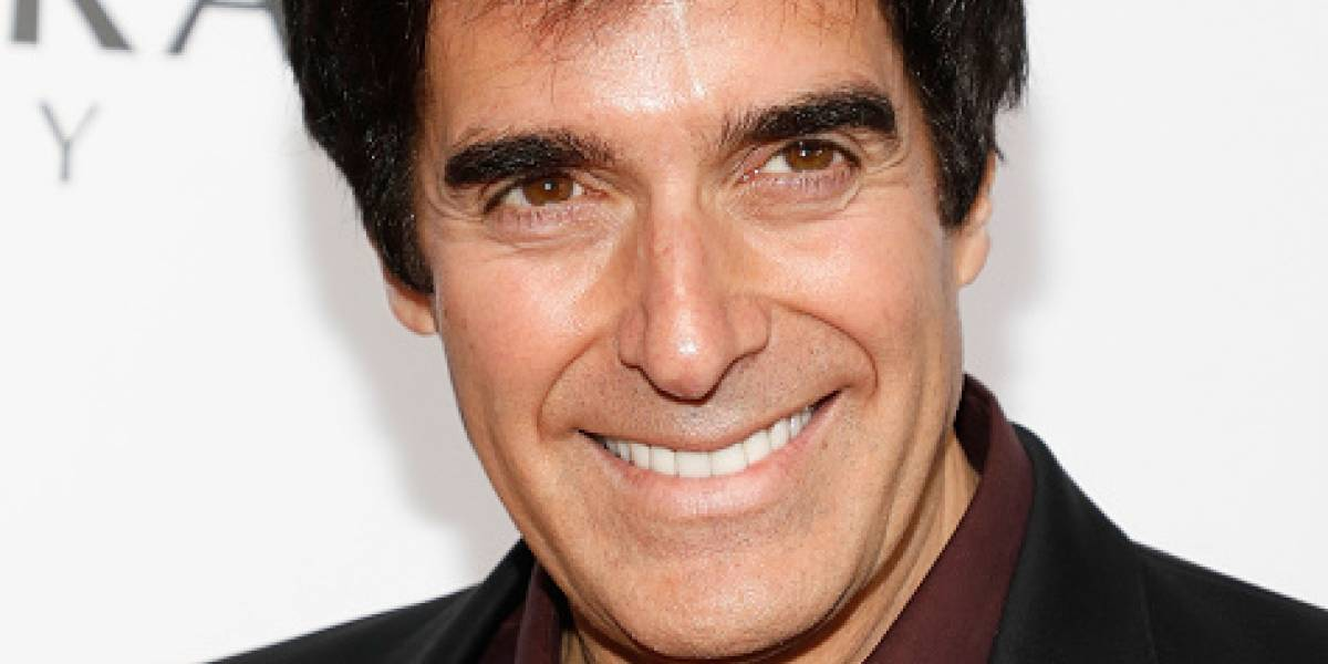 El mago David Copperfield es acusado de haber abusado a una menor