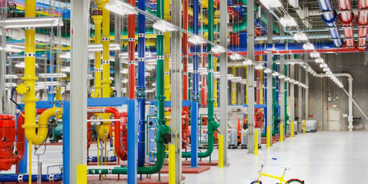 Google ahora permite ver sus data center a través de Street View