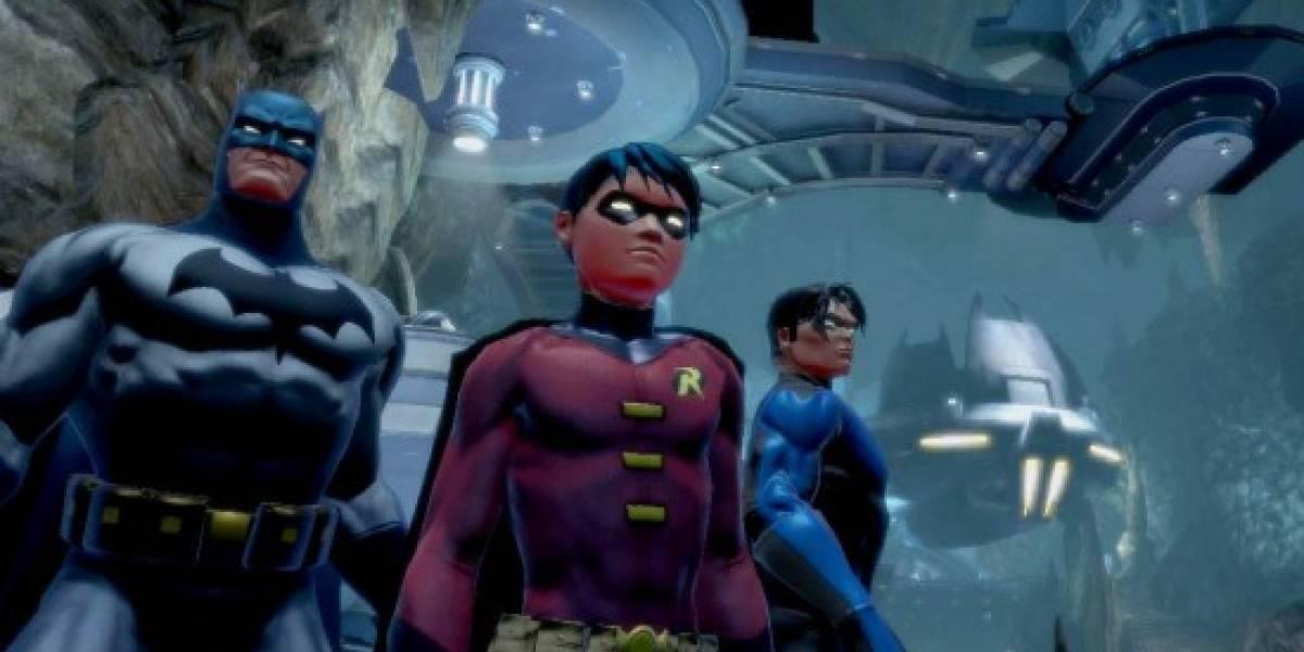 DC Universe Online retrasado hasta 2011