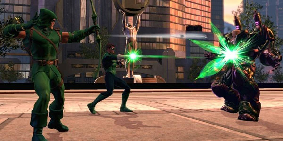 DC Universe Online llegará en Enero