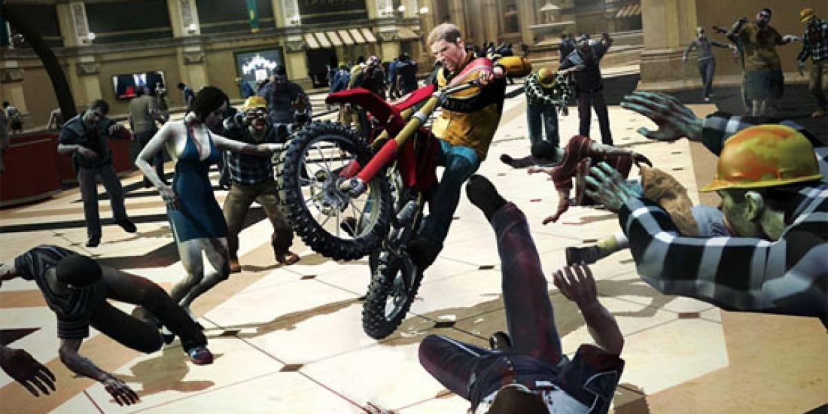 Dead Rising 2 llega a las dos millones de unidades distribuidas
