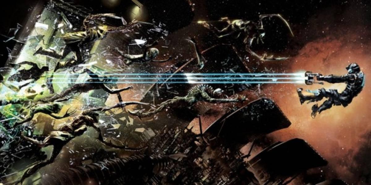 La evolución de Isaac Clarke en Dead Space 2