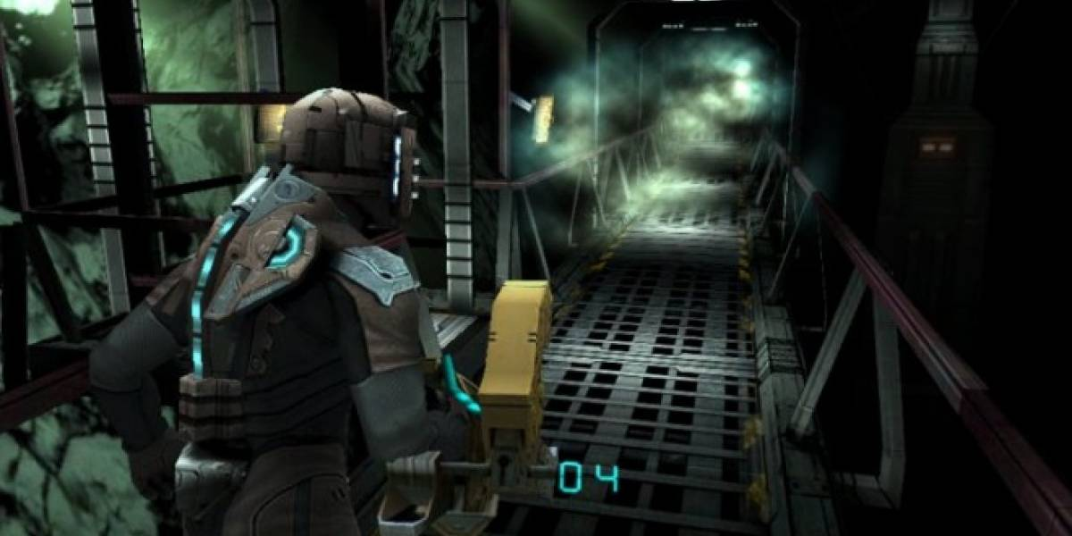 Dead Space, en video y en el iPhone