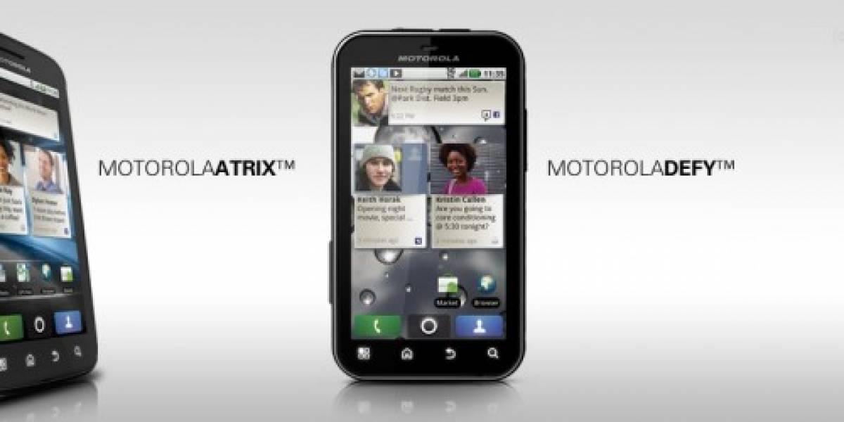 #WL3: El partner de hoy es Motorola. ¡Concursa y gánate un Atrix y un Defy!