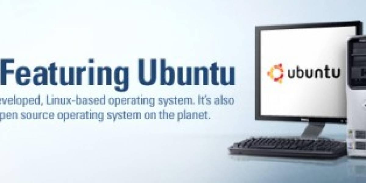 Dell + Ubuntu: El sueño se hizo realidad