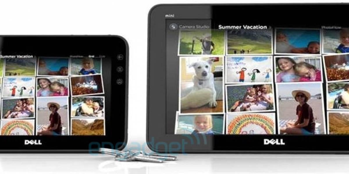 Dell prepara tablets de 7 y 10 pulgadas