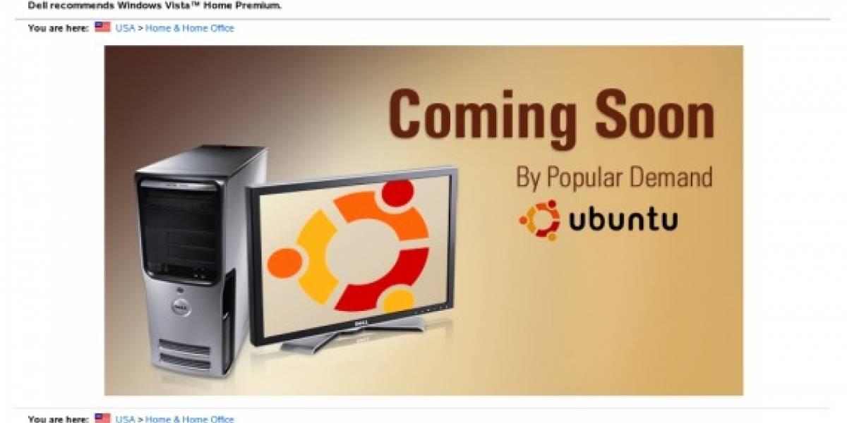 Dell apuesta por Ubuntu