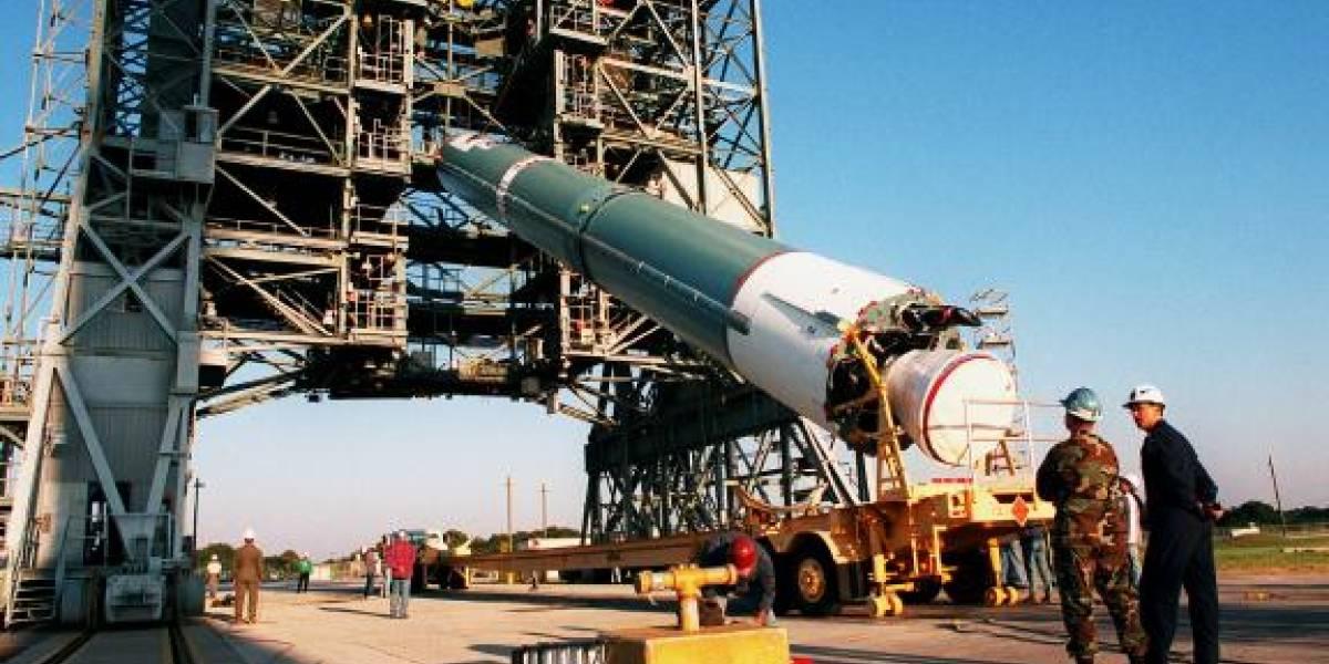 NASA lanzó satélite WorldView 2 al espacio