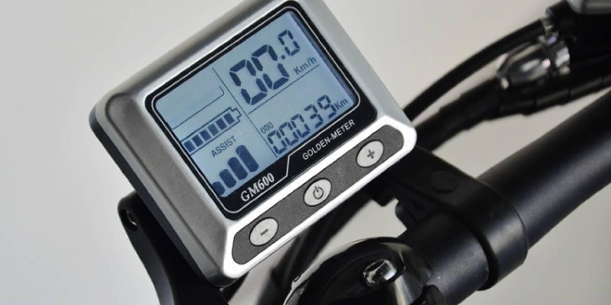 Bicicleta eléctrica Cero Motors M800 [FW Labs]