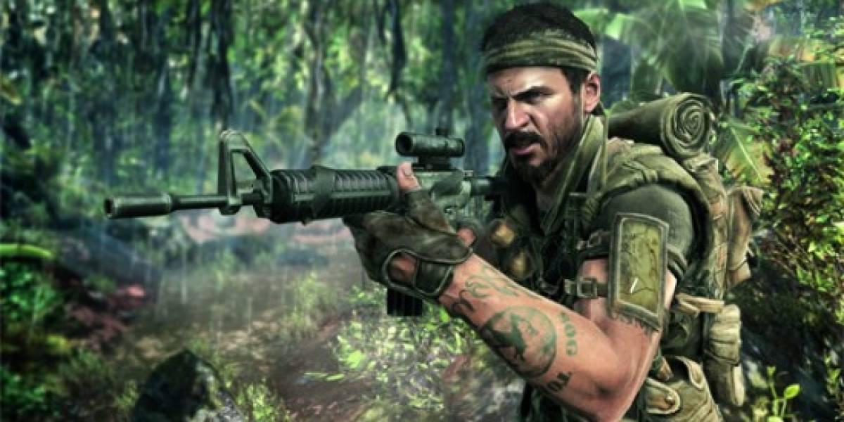 Call of Duty: Black Ops y los lanzamientos de la semana