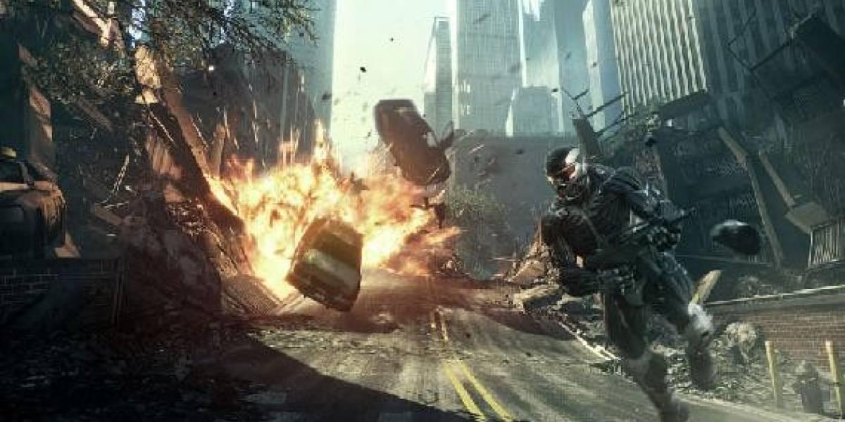 Nada de comparaciones, Crysis 2 andará igual en XBOX 360 como en PlayStation 3