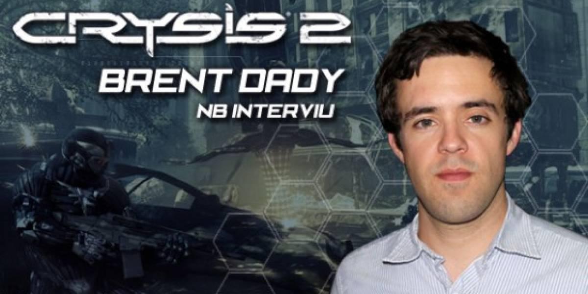 Brent Dady nos habla de Crysis 2 [NB Interviú]