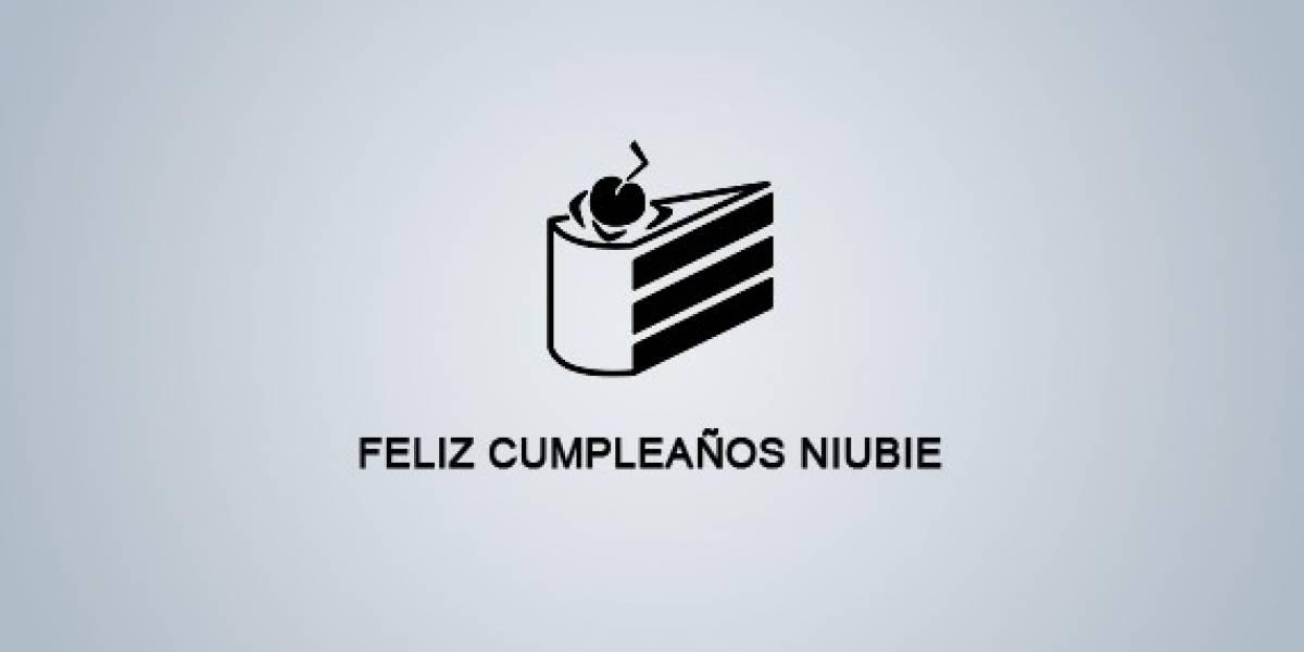 Feliz Cumpleaños Niubie