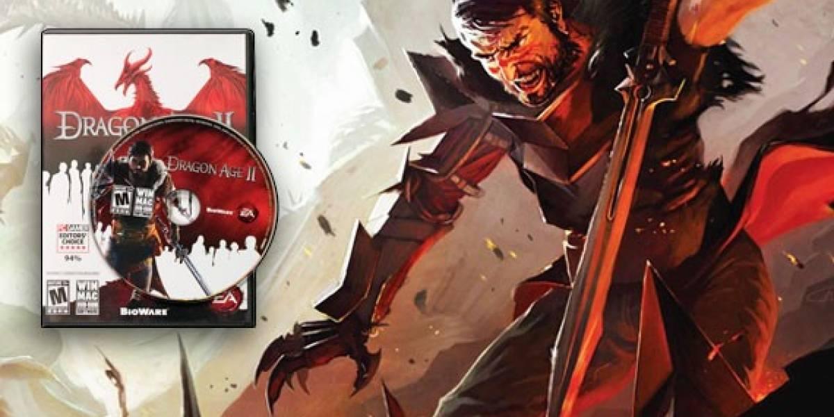 Niubie y EA México te regalan Dragon Age 2