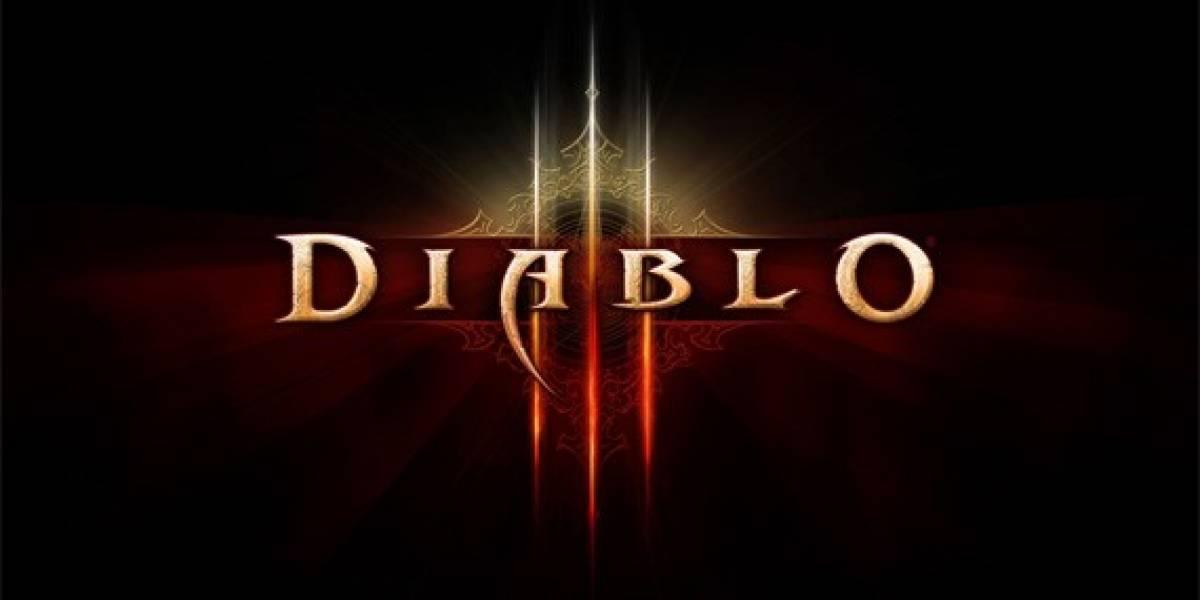 Más evidencia de que Diablo III podría llegar a las consolas