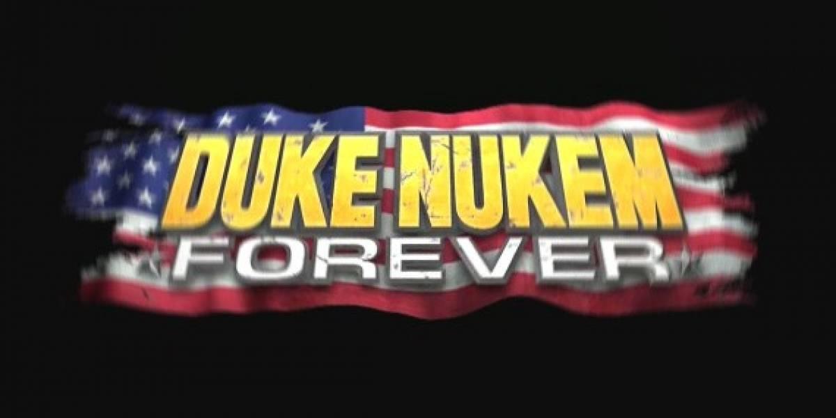 ¡DUKE NUKEM FOREVER TIENE FECHA! [Actualizado]