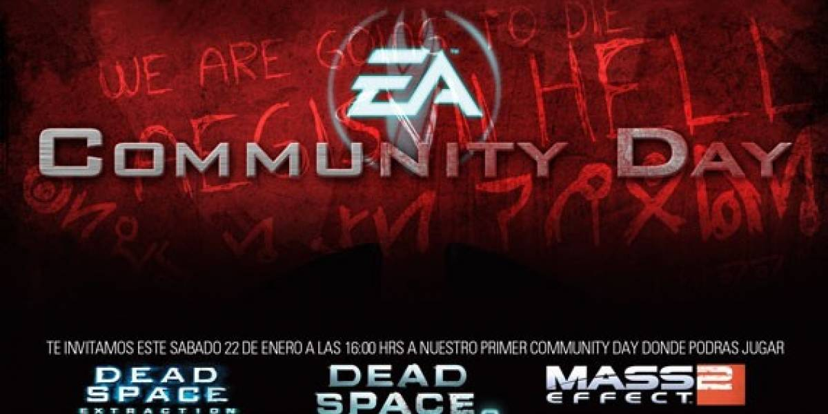 Niubie y EA México te invitan al EA Community Day