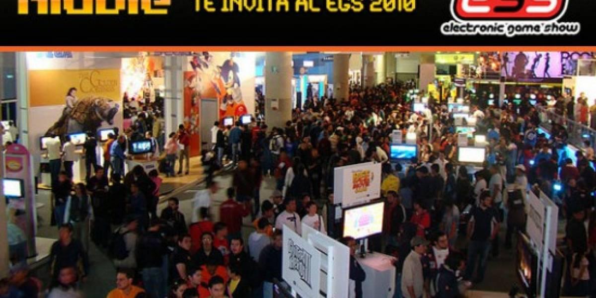 Niubie te invita al Electronic Game Show 2010 [NB Concurso]