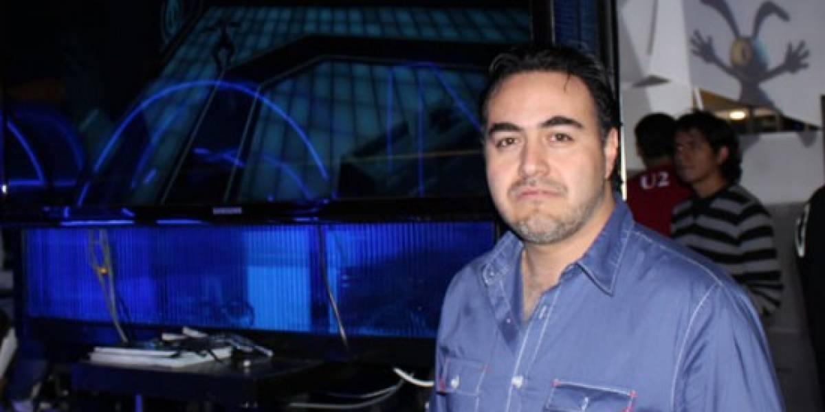 Gerardo Altamirano nos cuenta los planes de Disney para Latinoamérica [NB Interviú]