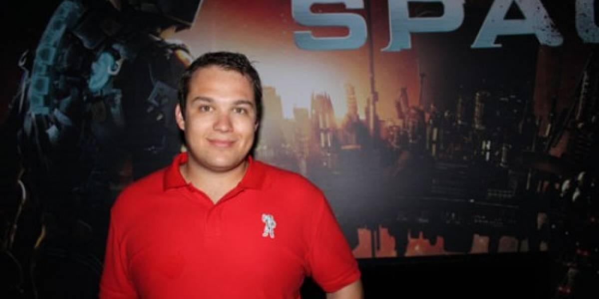 Matt Bendett nos habla del nivel de tensión en Dead Space 2 [NB Interviú]
