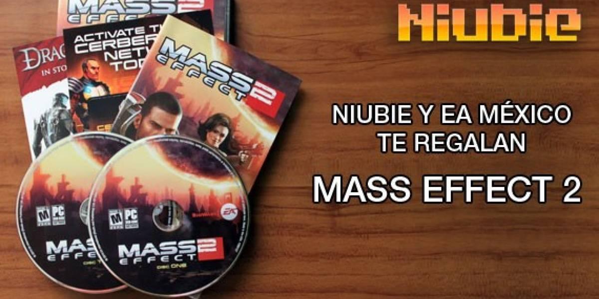 Niubie y EA México te regalan Mass Effect 2 para PC [NB Aniversario]
